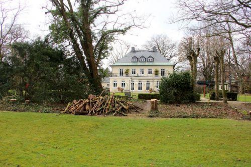 Arbeiten in einem Hamburger Privatgarten 2014 - 2016